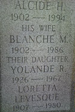 Yolande R. Breault