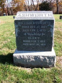 William S Ashworth