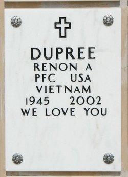 Renon Antonine Dupree