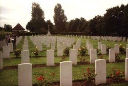 Blacon Cemetery