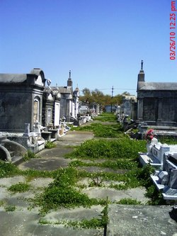 Lafayette Cemetery Number 2
