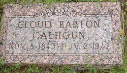 Pvt Cloud Barton Calhoun