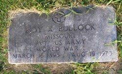 Roy (Jack) A. Bullock