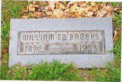 William Edgar Ed Brooks