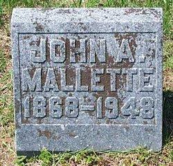 John Augustus Mallette