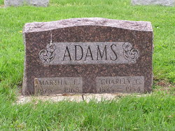 Martha Ellen <i>Smith</i> Adams