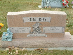 Melvin Wayne Putter Pomeroy