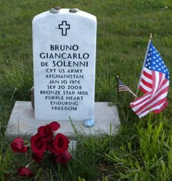 Capt Bruno Giancarlo De Solenni