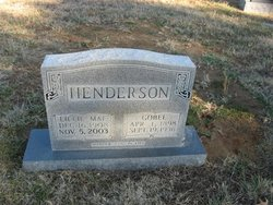 Lillie Mae Henderson