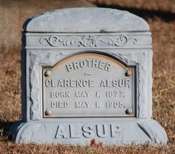 Clarence Alsup