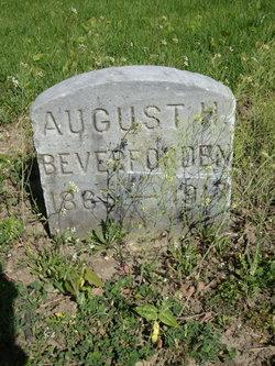 August H. Beverforden