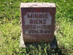 Minnie <i>Winte</i> Bienz