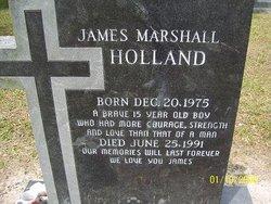 James Marshall Holland
