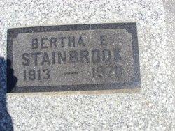 Bertha Elizabeth <i>Doerhoff</i> Stainbrook