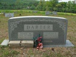 Mrs Sarah Fine Sallie <i>Bethany</i> Darter