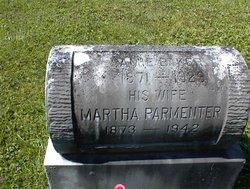 Martha Rose <i>Parmenter</i> Baker