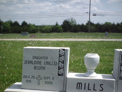 Jeraldine Mildred <i>Mills</i> Blunk