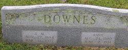 Emma Texanna <i>Kay</i> Downes