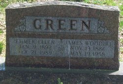James Woodirt Green