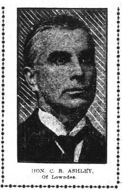 Cornelius R. Ashley