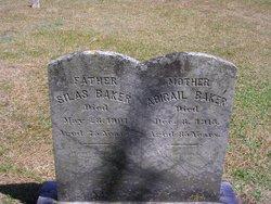 Abigail <i>Baker</i> Baker