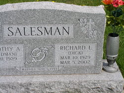 Richard L. Dick Salesman