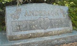 Rose Elizabeth <i>Davis</i> Anderson