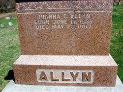 Joanna C <i>Allyn</i> Abell