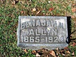 Benajah Nathan Benjamin Allyn