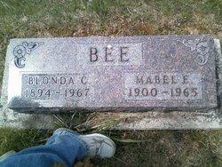 Mabel Estella <i>Sciance</i> Bee