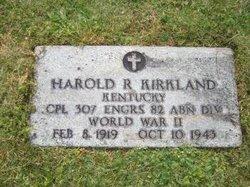 Corp Harold R Kirkland