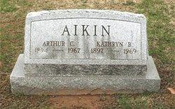 Arthur C Aiken