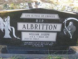 William Joseph Albritton