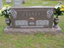 Mary Ellen <i>Clements</i> Cheney