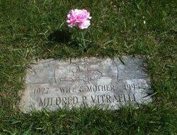 Mildred P <i>Malouf</i> Vitraelli