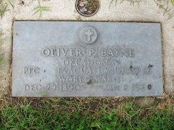 Oliver Perry Bayne
