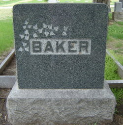 Mary Philena <i>Griffith</i> Baker
