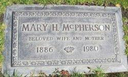 Mary C <i>Ham</i> McPherson