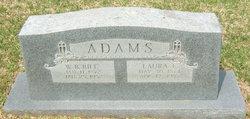 Laura Etta <i>Stewart</i> Adams
