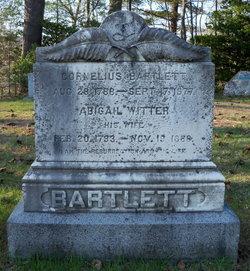 Abigail <i>Witter</i> Bartlett