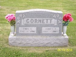 James A Cornett