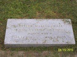 Chester Marlin Heape