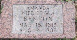 Amanda Benton