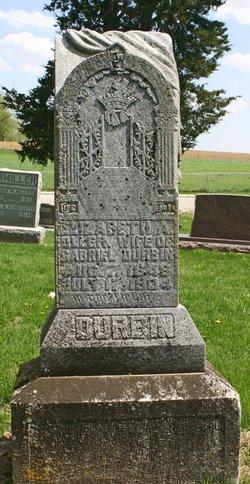 Elizabeth A. <i>Oller</i> Durbin