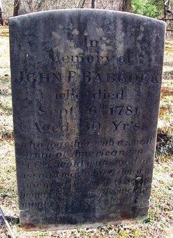 John Prentice Babcock