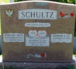 Dorothy Rose Schultz