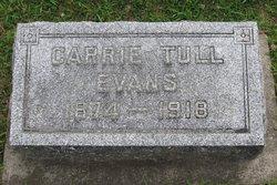 Carrie <i>Tull</i> Evans