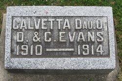 Calvetta Evans