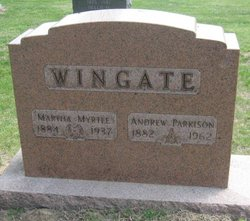 Andrew Parkison Wingate