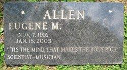 Eugene M. Allen
